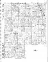 Map Image 004, Bond County 1990